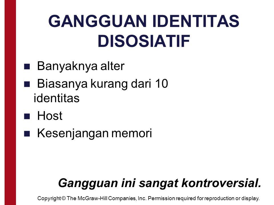 GANGGUAN IDENTITAS DISOSIATIF