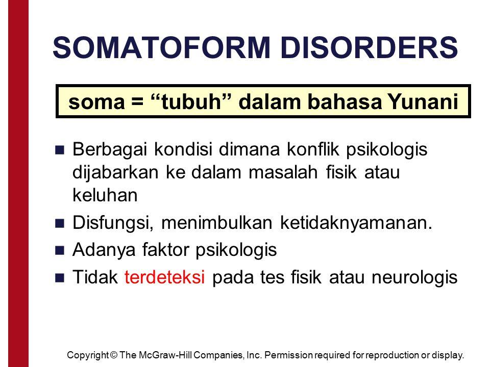 soma = tubuh dalam bahasa Yunani