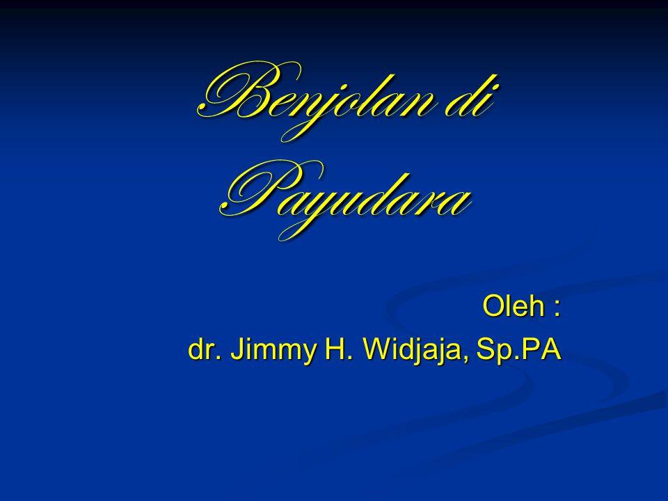 Oleh : dr. Jimmy H. Widjaja, Sp.PA