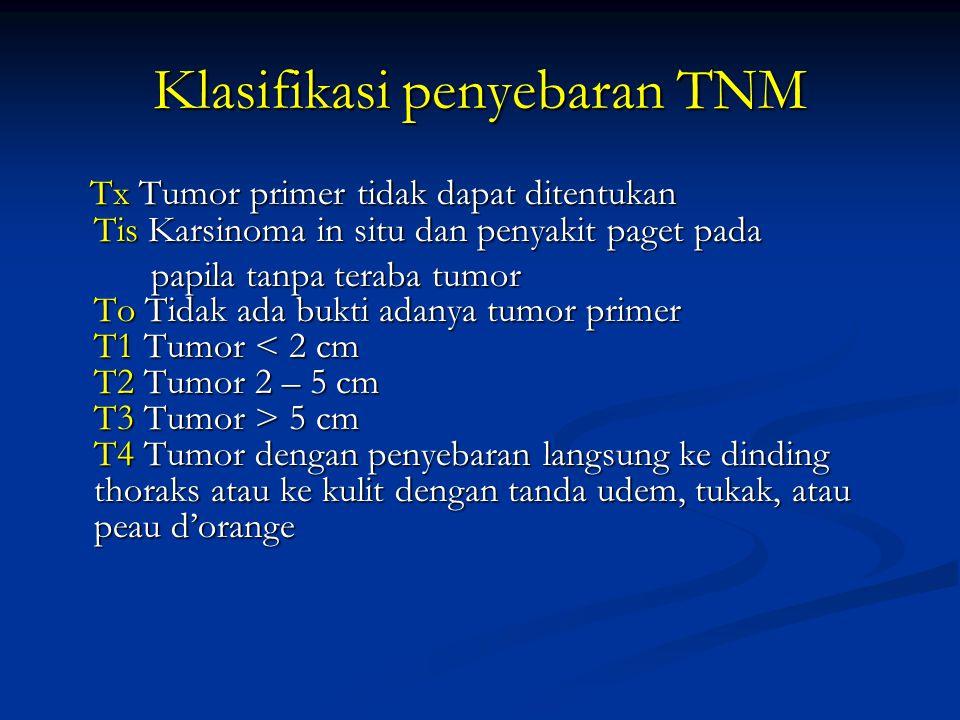 Klasifikasi penyebaran TNM