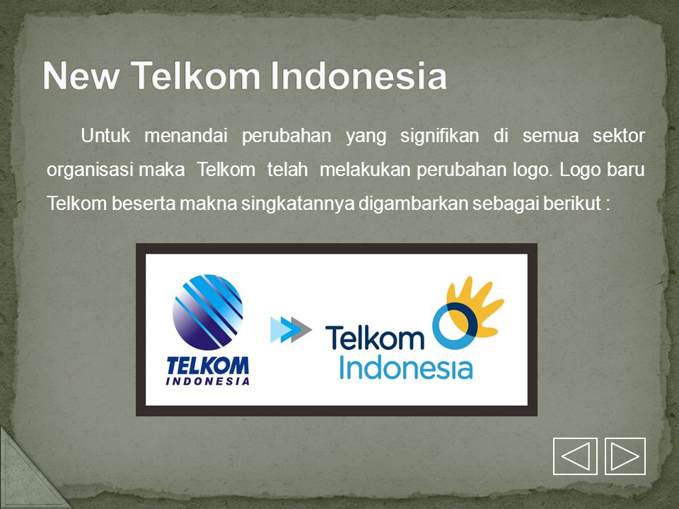New Telkom Indonesia