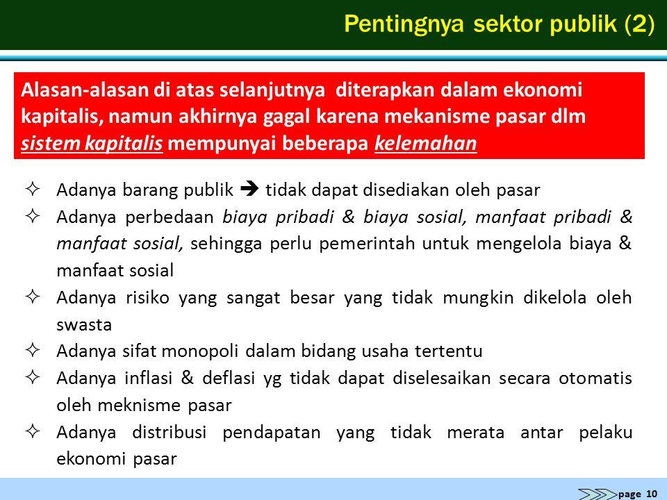 Pentingnya sektor publik (2)
