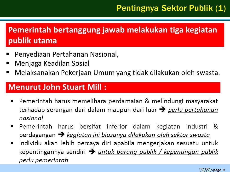 Pentingnya Sektor Publik (1)