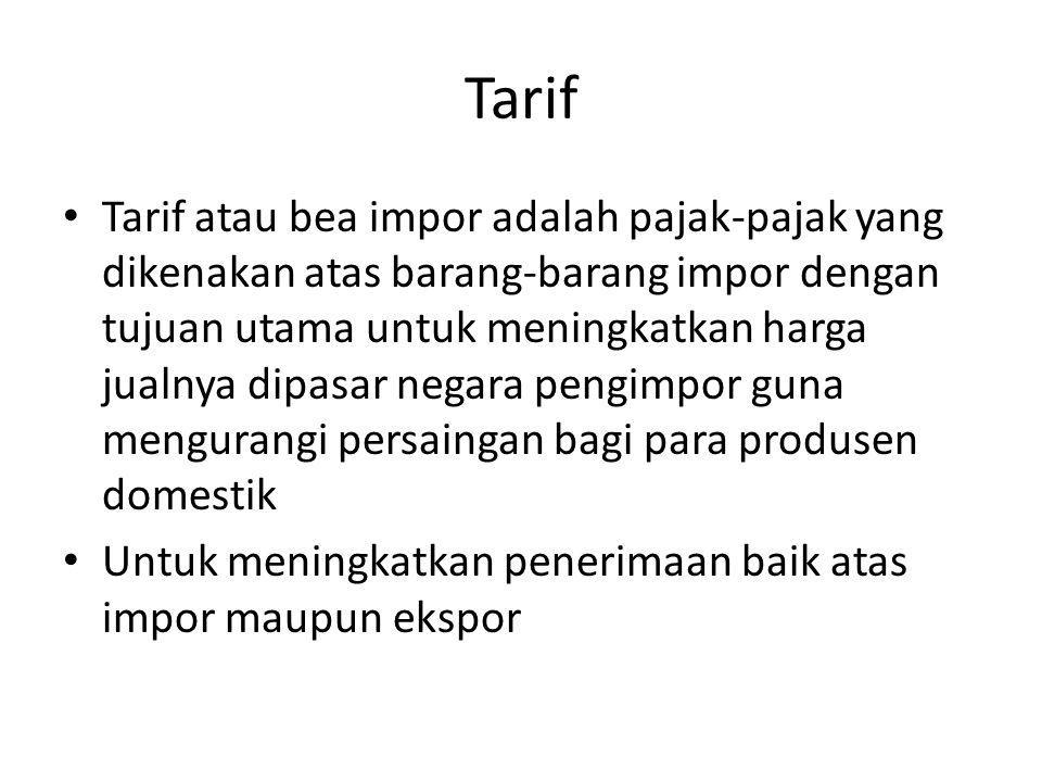 Tarif