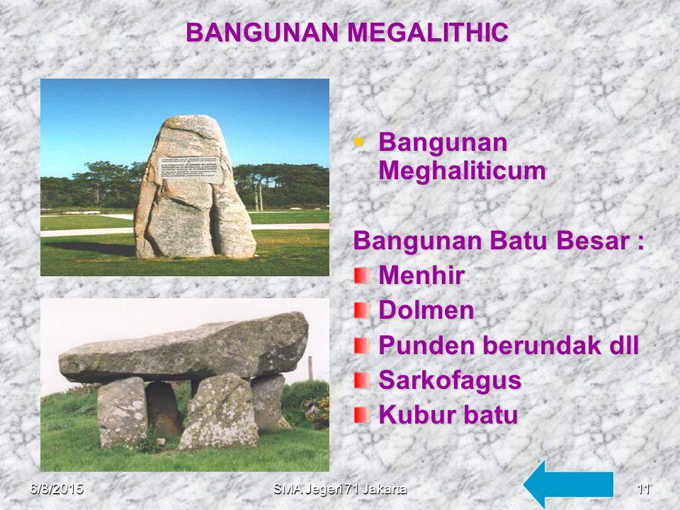 Bangunan Meghaliticum