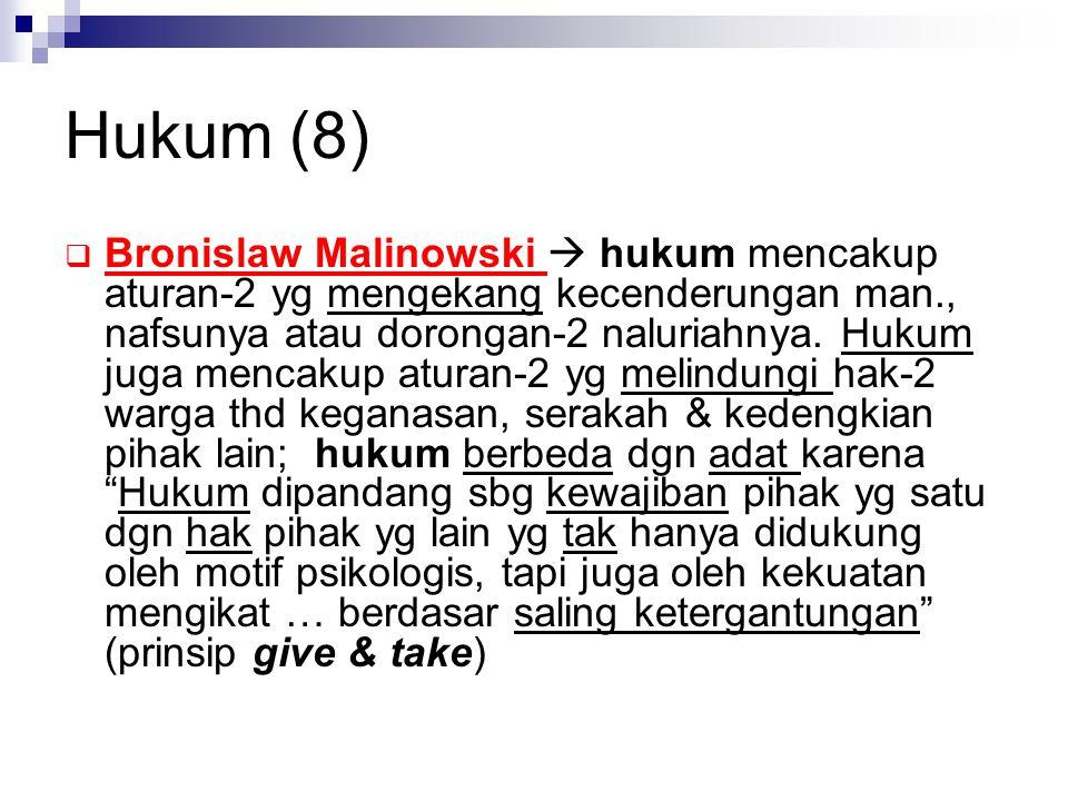 Hukum (8)