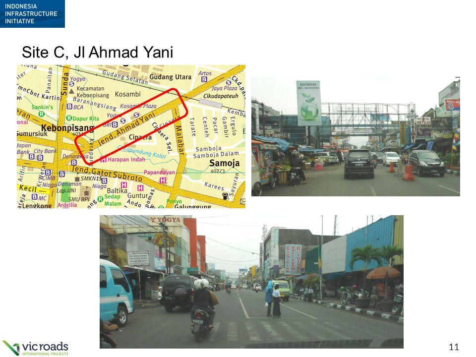 Site C, Jl Ahmad Yani