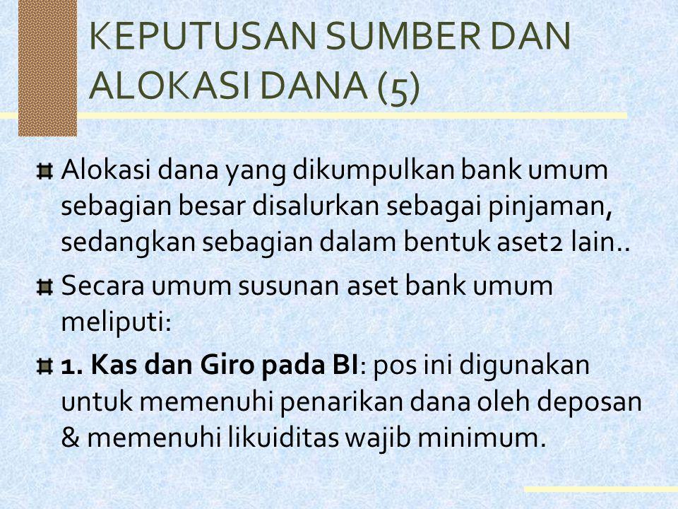 KEPUTUSAN SUMBER DAN ALOKASI DANA (5)