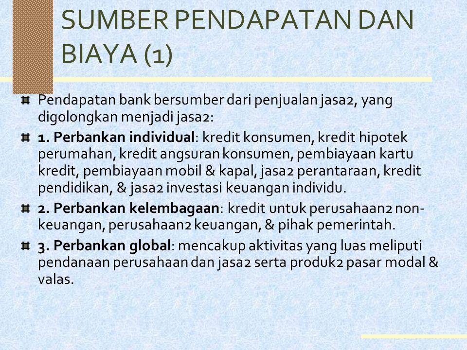 SUMBER PENDAPATAN DAN BIAYA (1)