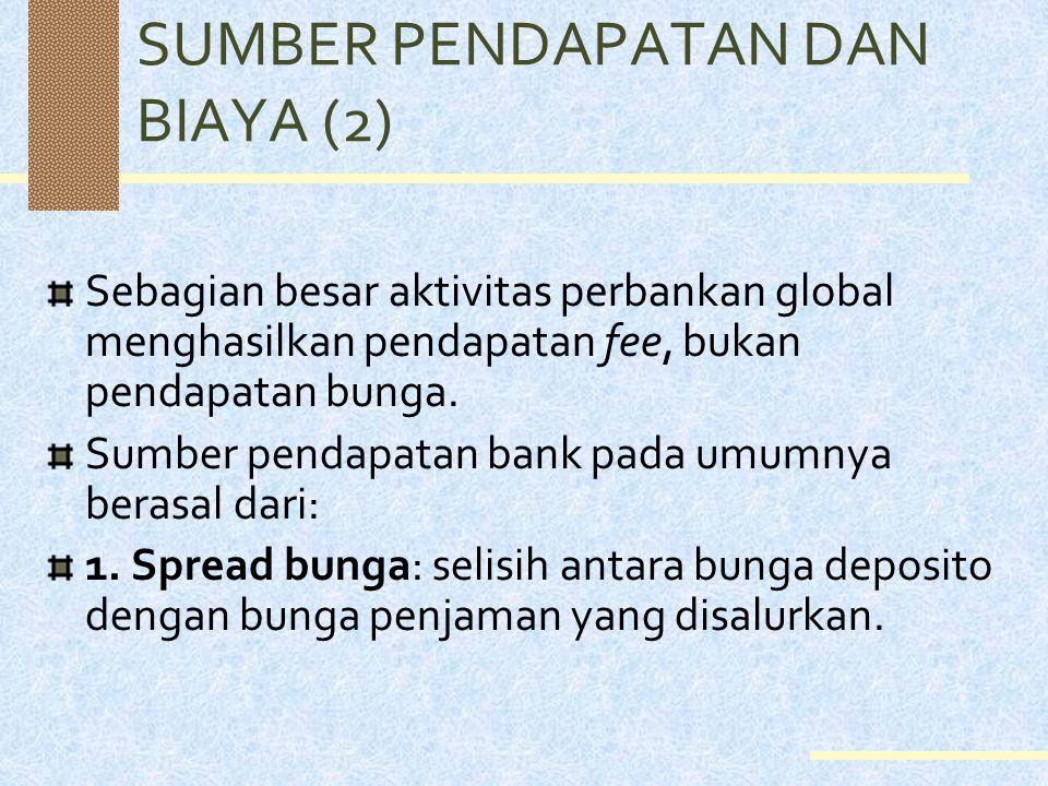 SUMBER PENDAPATAN DAN BIAYA (2)