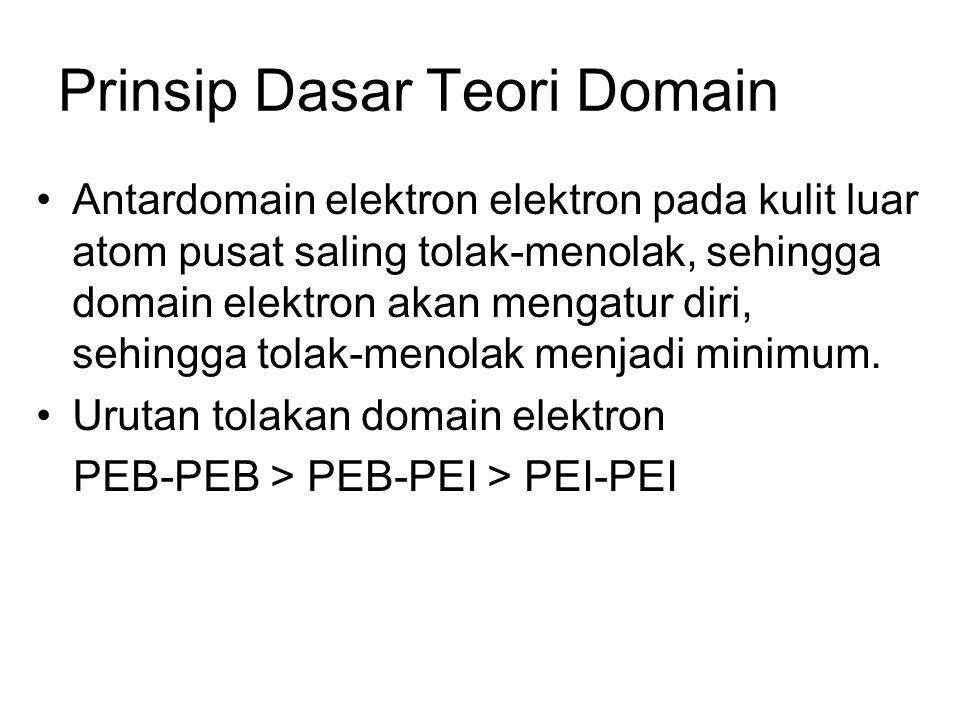 Prinsip Dasar Teori Domain