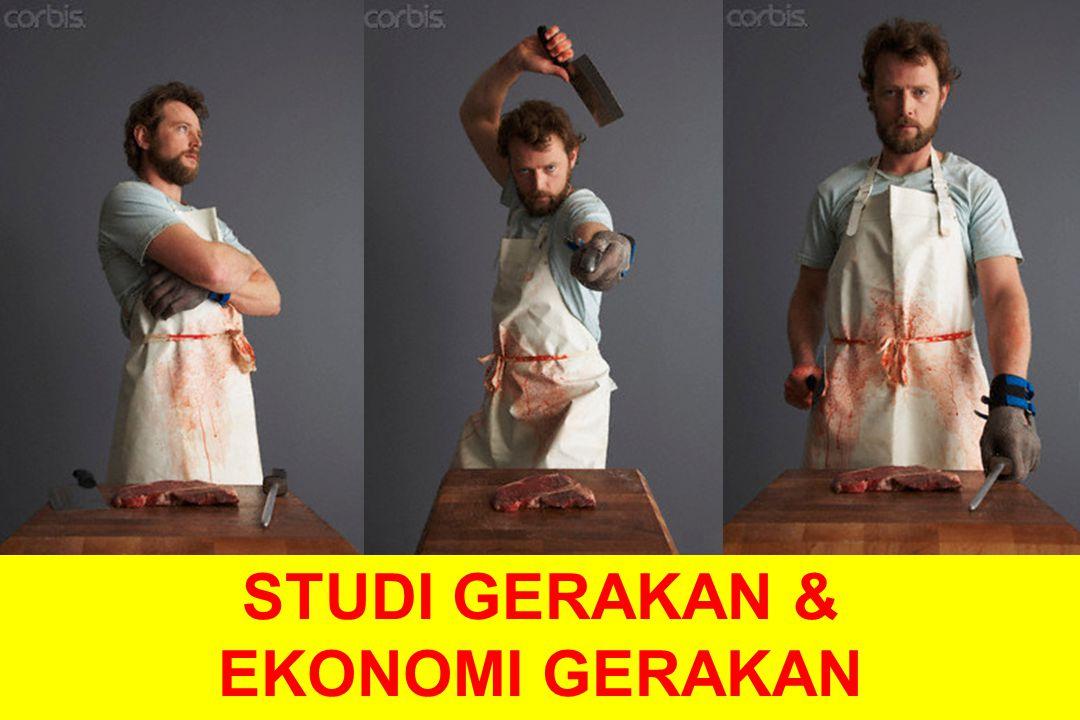 STUDI GERAKAN & EKONOMI GERAKAN