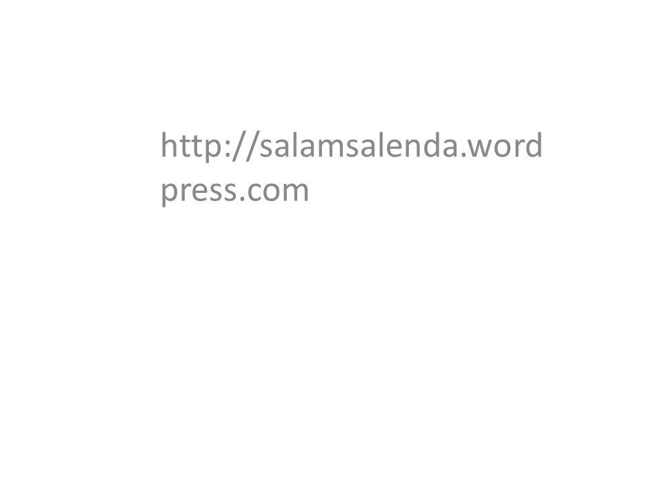 http://salamsalenda.wordpress.com