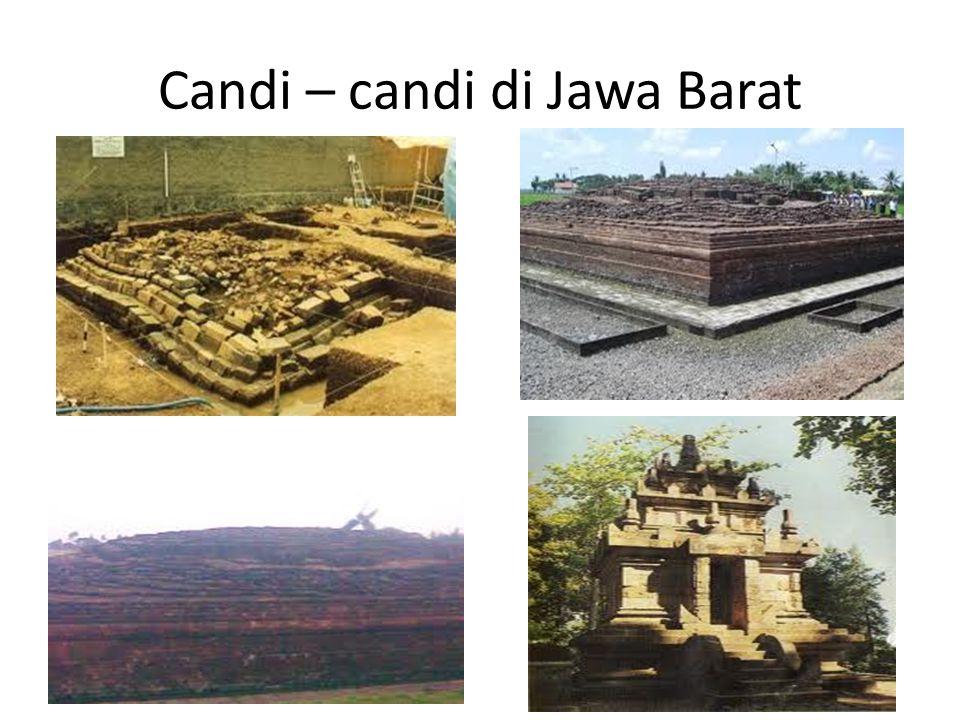 Candi – candi di Jawa Barat