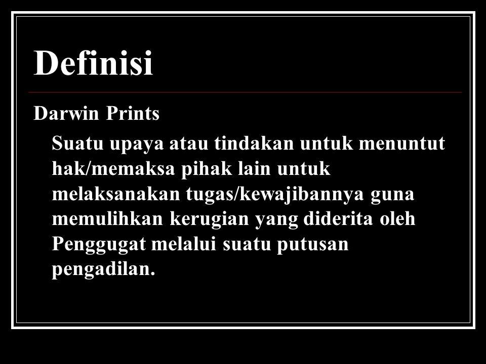 Definisi Darwin Prints