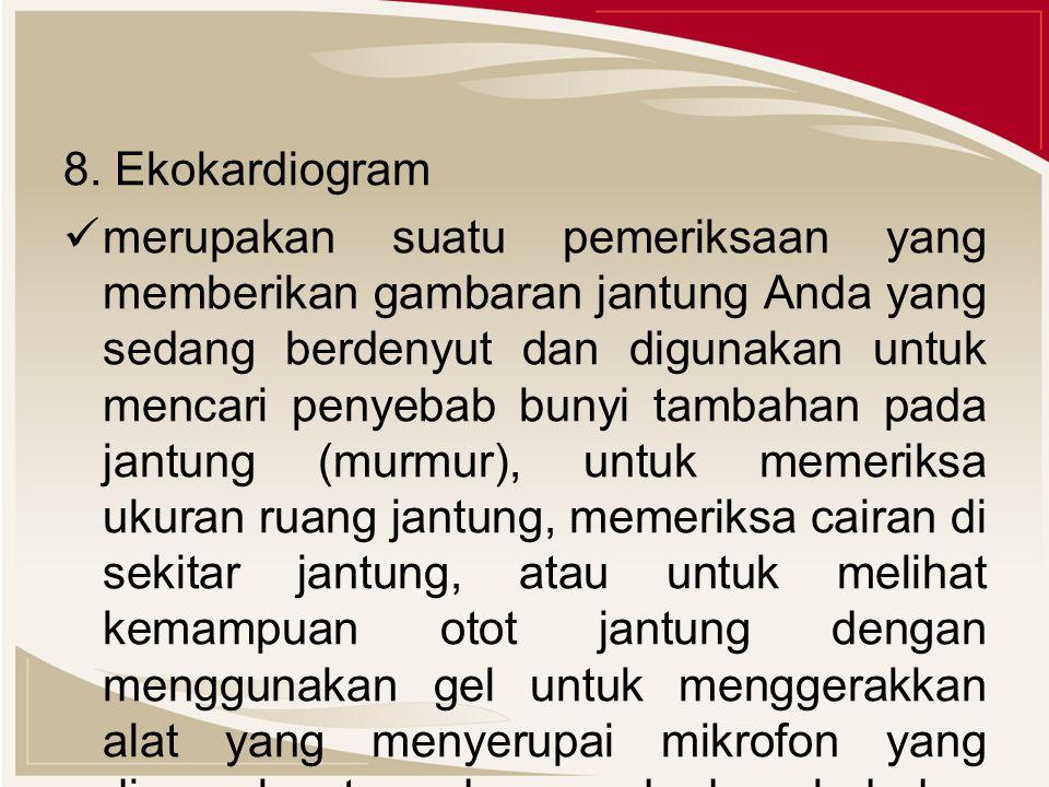 8. Ekokardiogram