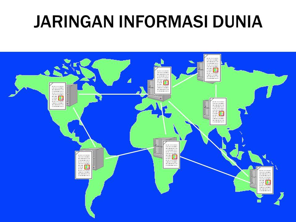 Jaringan INFORMASI dunia