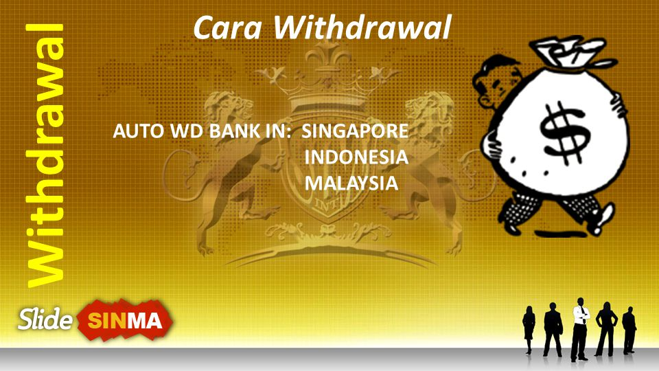 Withdrawal Cara Withdrawal