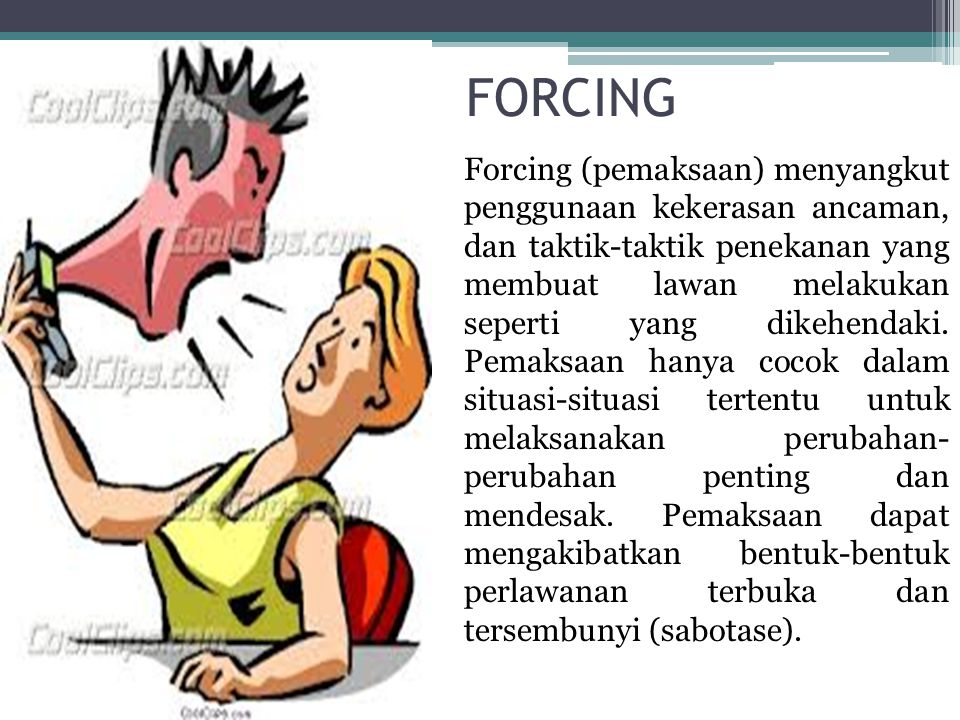 FORCING