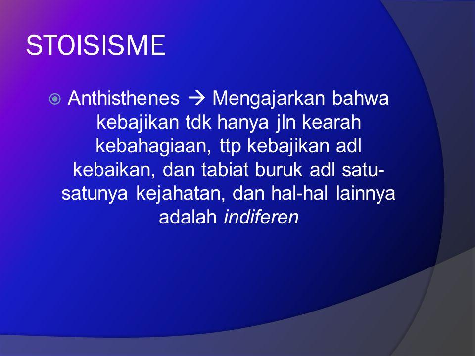STOISISME