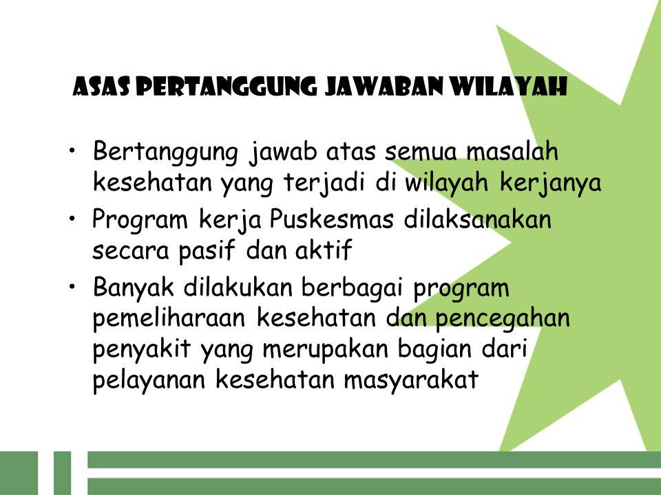ASAS PERTANGGUNG JAWABAN WILAYAH