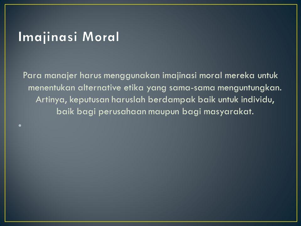 Imajinasi Moral