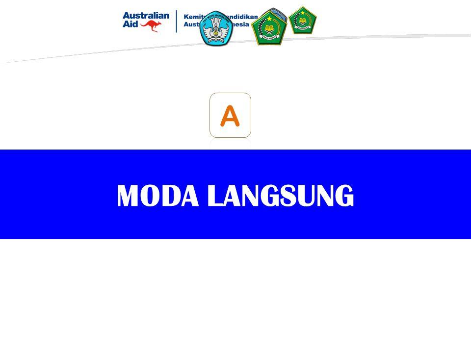 A MODA LANGSUNG