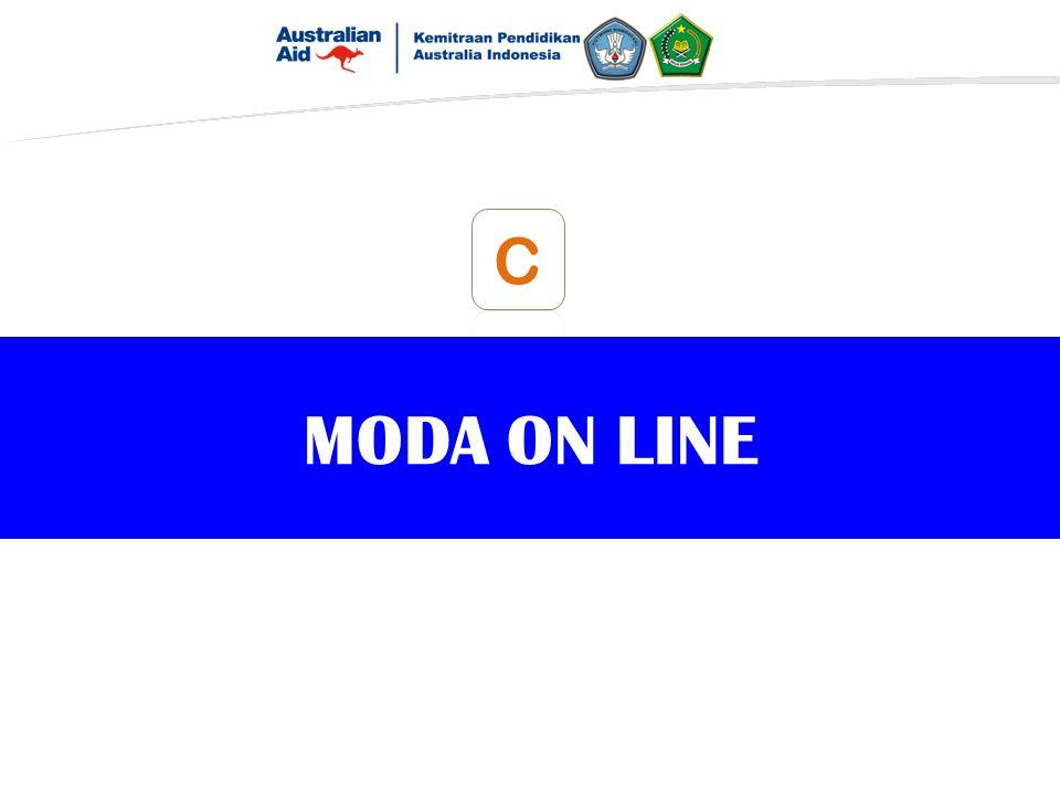 C MODA ON LINE