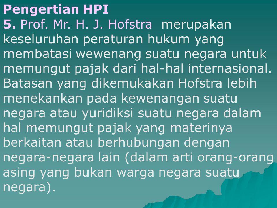 Pengertian HPI
