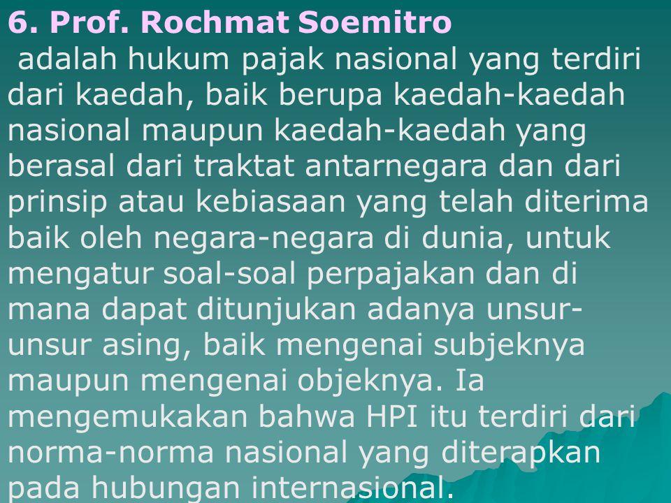 6. Prof. Rochmat Soemitro