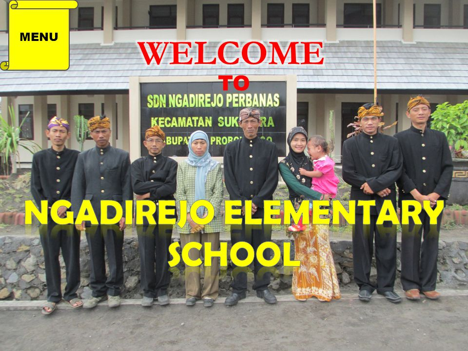 NGADIREJO ELEMENTARY SCHOOL