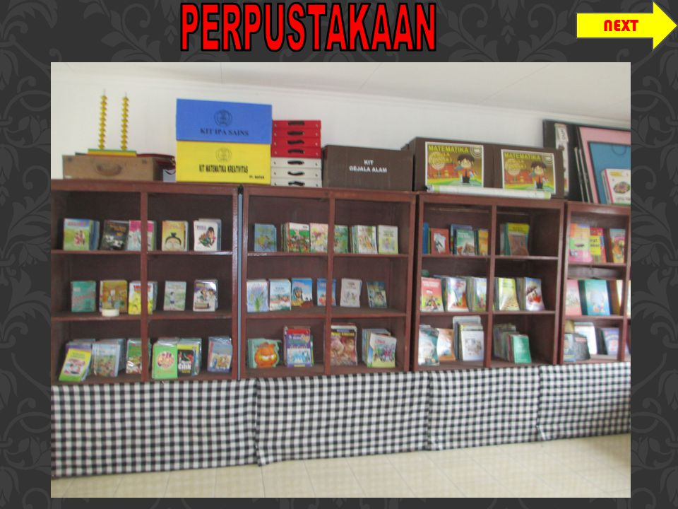 PERPUSTAKAAN NEXT
