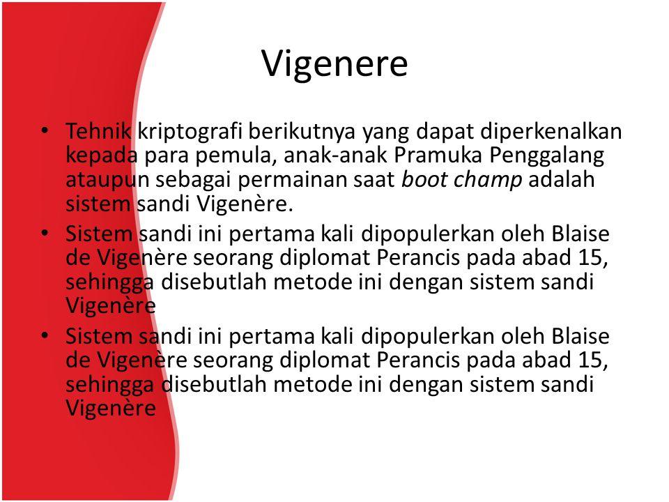 Vigenere