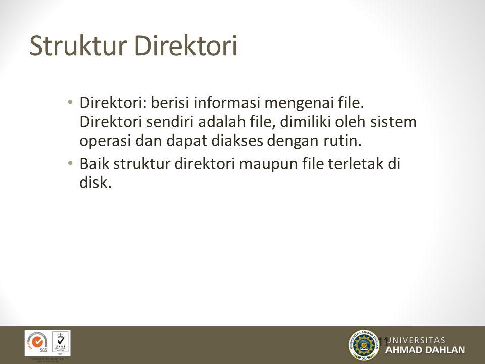 Struktur Direktori