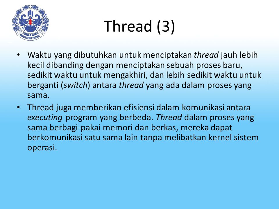 Thread (3)
