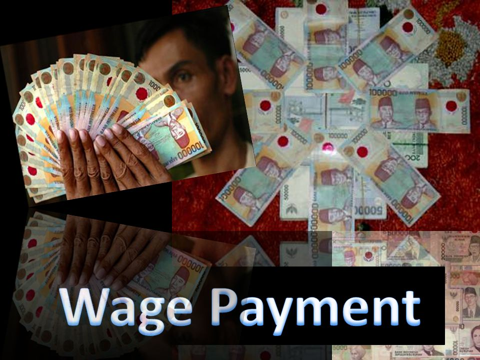 Wage Payment