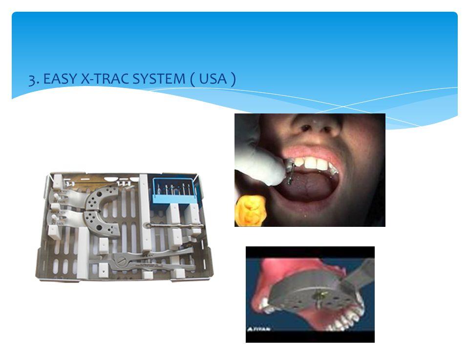 3. EASY X-TRAC SYSTEM ( USA )