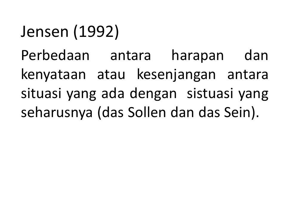 Jensen (1992)