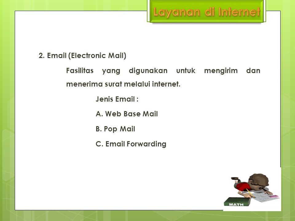 Layanan di Internet