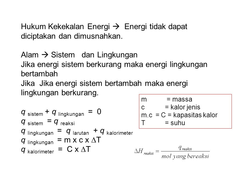 Alam  Sistem dan Lingkungan