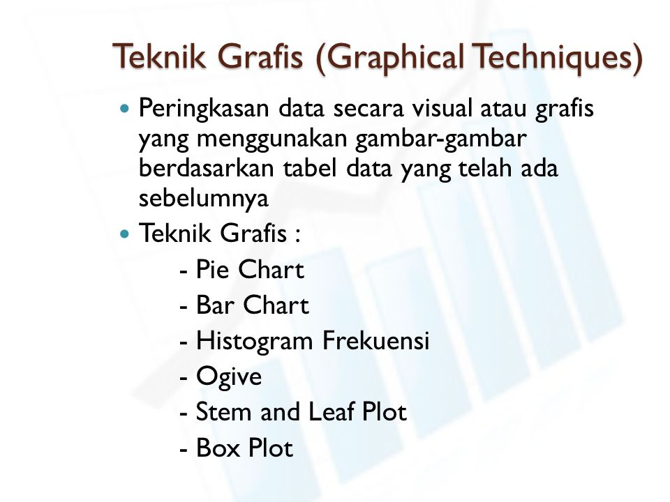 Teknik Grafis (Graphical Techniques)