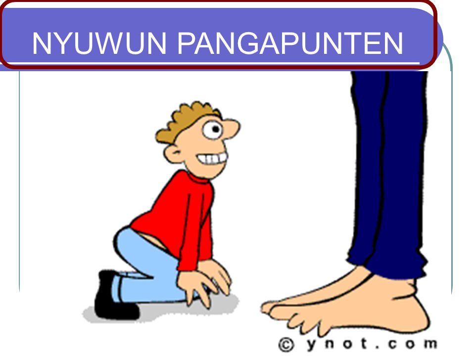 NYUWUN PANGAPUNTEN