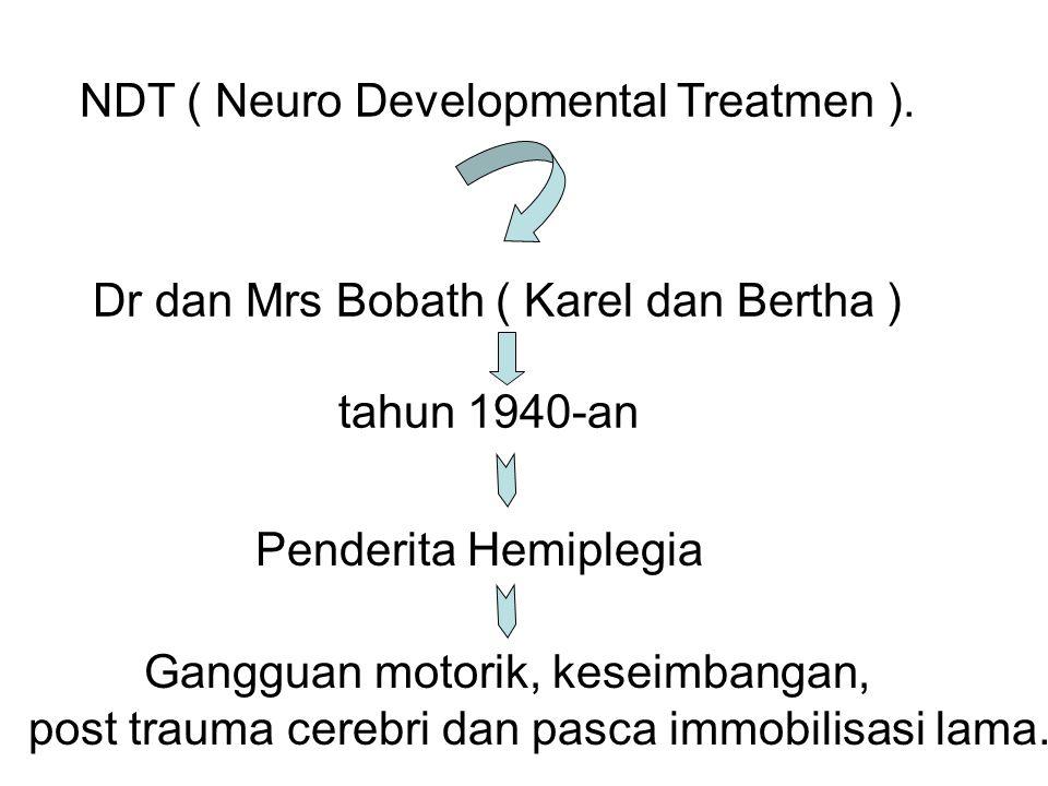 Dr dan Mrs Bobath ( Karel dan Bertha ) tahun 1940-an