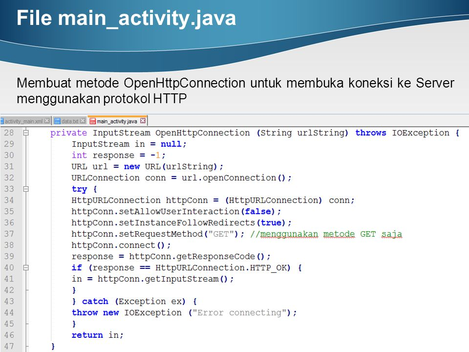 File main_activity.java