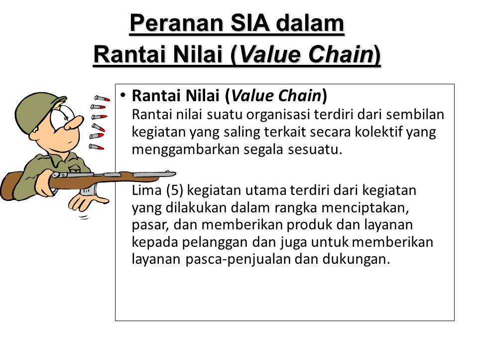 Rantai Nilai (Value Chain)