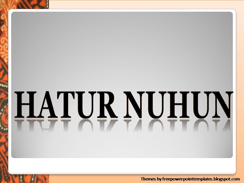 HATUR NUHUN
