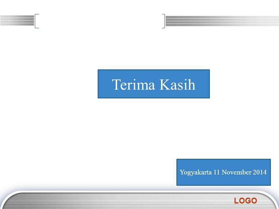 Terima Kasih Yogyakarta 11 November 2014