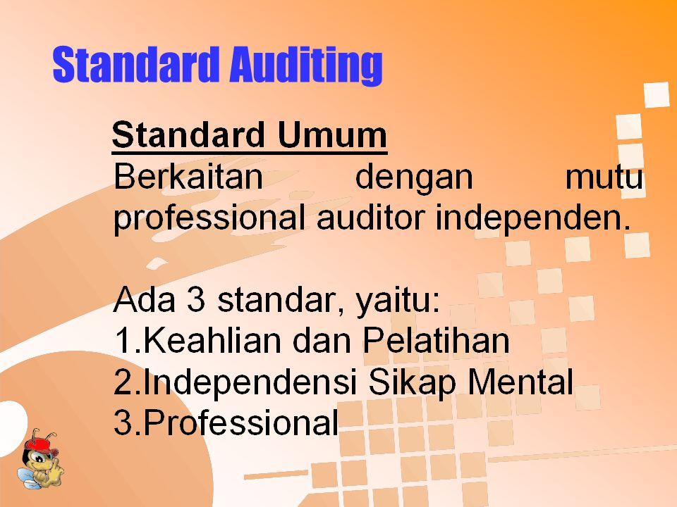 Standard Auditing