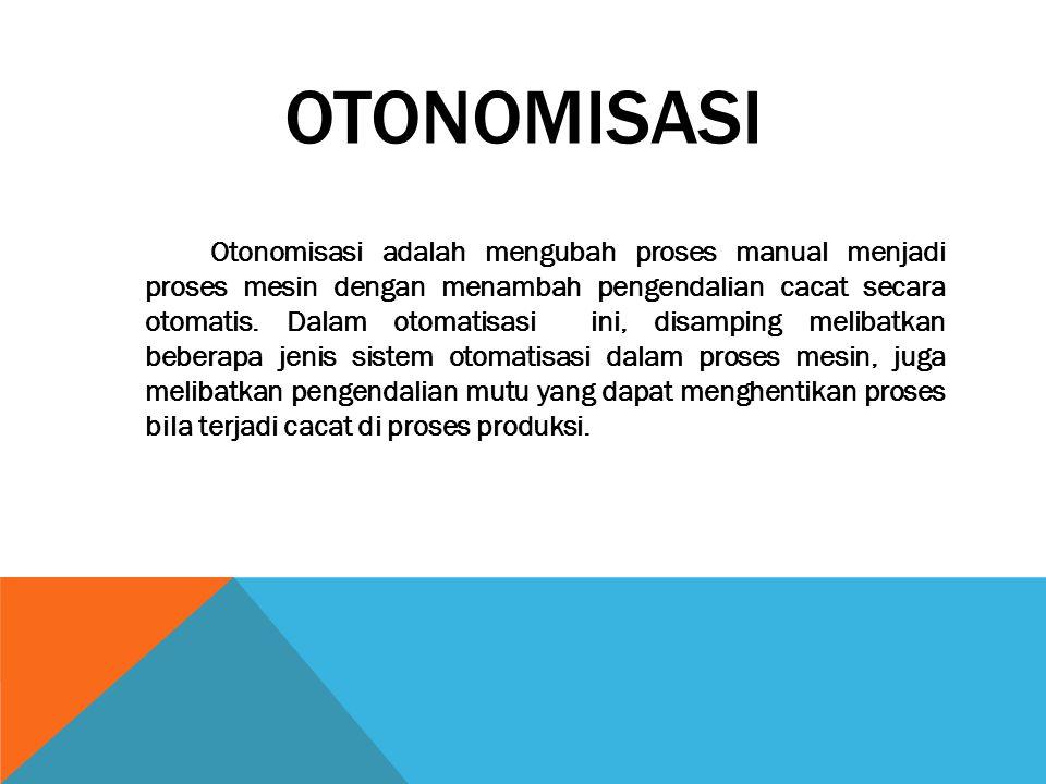 OTONOMISASI