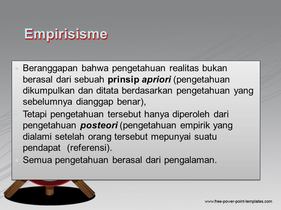 Empirisisme